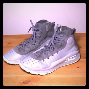 Under Armour - Steph Curry IV Cool Grey